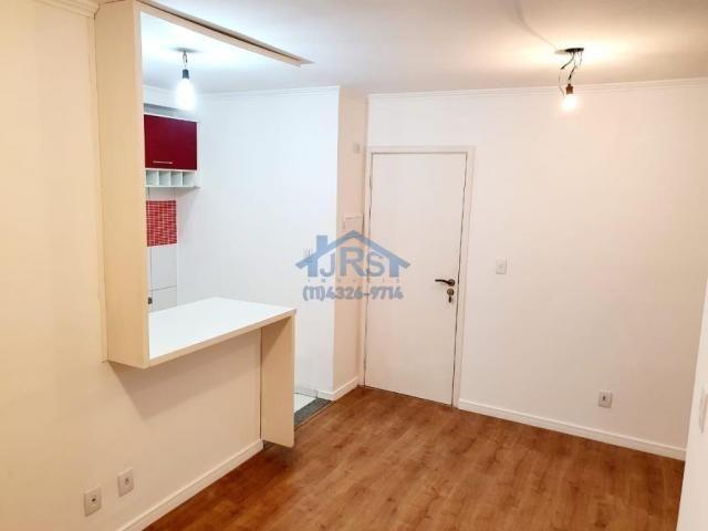 Apartamento com 2 dormitórios à venda, 49 m² por R$ 240.000,00 - Vila Mercês - Carapicuíba - Foto 7