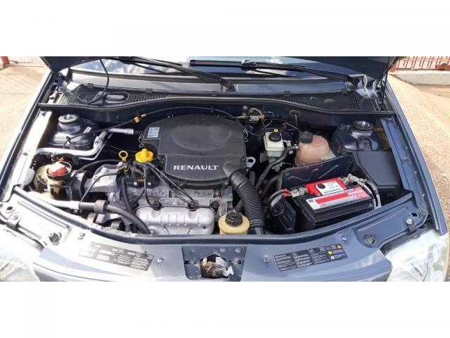 Renault Logan Expression Hi-Flex 1.6 8V 4P - Foto 12