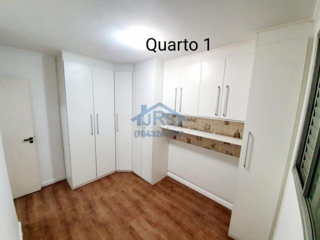 Apartamento com 2 dormitórios à venda, 49 m² por R$ 240.000,00 - Vila Mercês - Carapicuíba - Foto 15