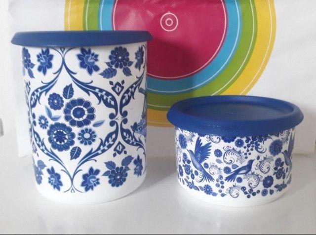 Tupperware Kit Toque Magico Exclusivo Delft