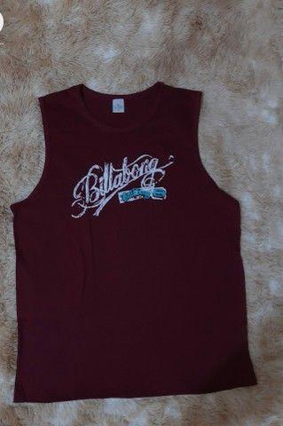 * Camisetas regata Pus Size  Várias Marcas fio 30.1 - Foto 3