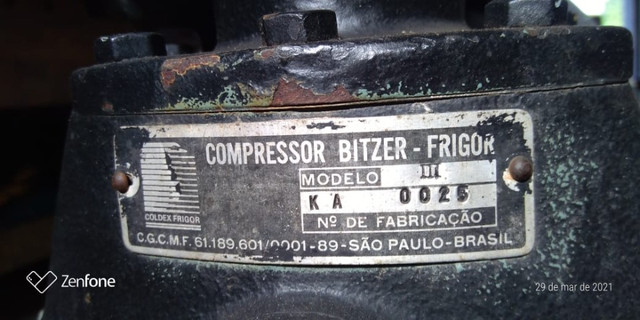 compressor bitze frigor III - Foto 3