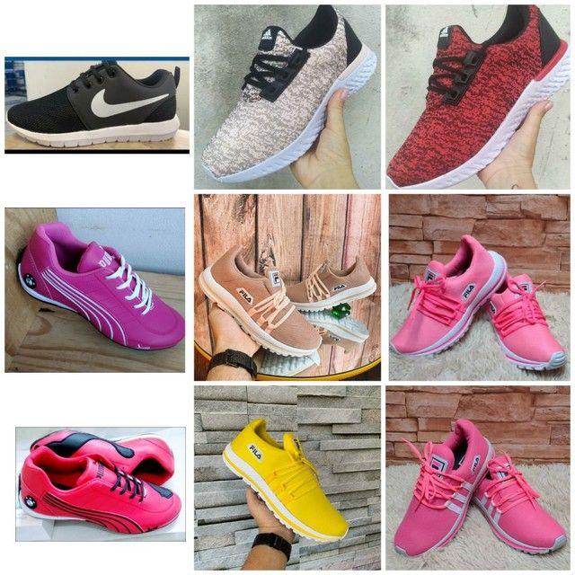 Vendo tênis Ñike e outros modelos ( 110 com entrega) - Foto 5