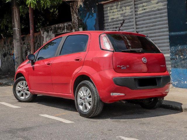 Fiat Punto 1.4 attractive 2013 - Foto 3