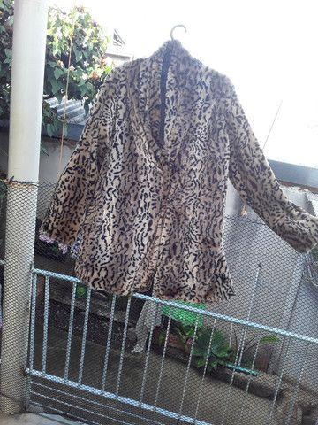 Vendo casaco la batida usado 1 vez - Foto 3