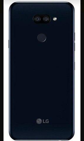 Vende-se Celular LG K40s Azul - Foto 2