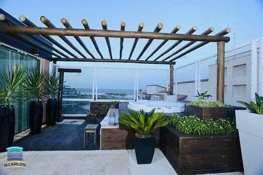 Cobertura belíssima duplex no Porto Das Dunas com vista para o mar.  - Foto 11