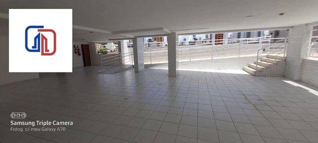 Apartamento com 3 dormitórios à venda, 64 m² por R$ 279.999,99 - Manaíra - João Pessoa/PB - Foto 7