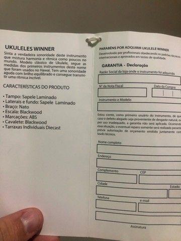 Ukulele Winner Soprano - Foto 6