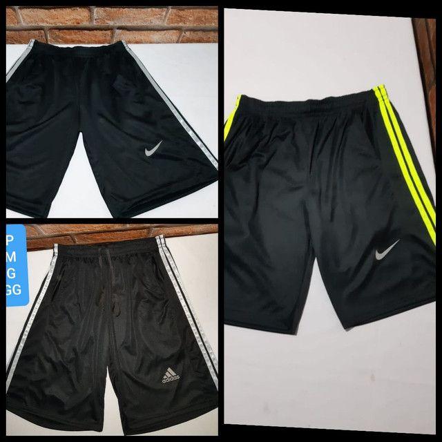 Shortes Nike & Adidas - (M) (G) (GG)
