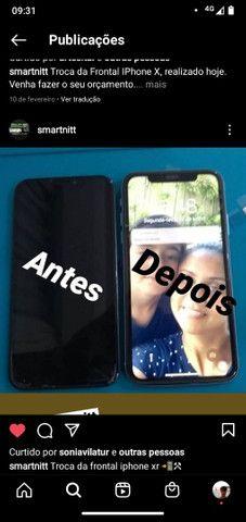Manutenção de smartphones
