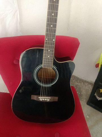 Violão - kauthon guitar  - Foto 3
