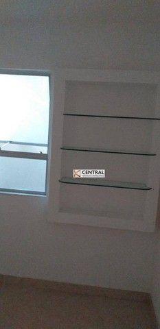 Apartamento com 2 dormitórios para alugar, 58 m² por R$ 1.300,00/mês - Imbuí - Salvador/BA - Foto 7