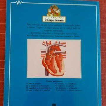 O Coração e a Circulação . Steve Parker. Col O Corpo Humano. Ed Scipione - Foto 2