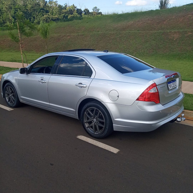 Ford Fusion 2011 com teto - Foto 4