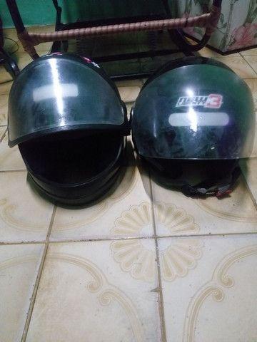 2 capacete  - Foto 2