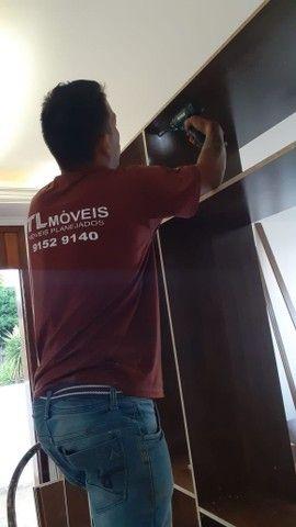 Montador de Movéis, com referencias , fazemos reparos Mateus * - Foto 5