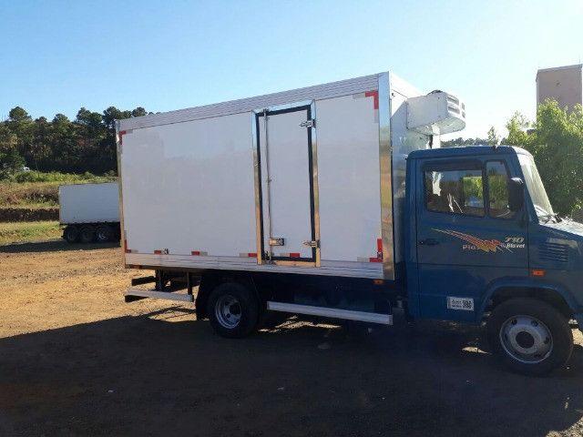 bau refrigerado remanufaturado com garantia instalado no seu caminhão
