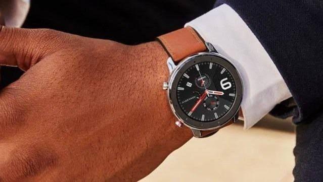 <br><br>Relógio Amazfit Gtr - Aluminium<br><br> - Foto 4