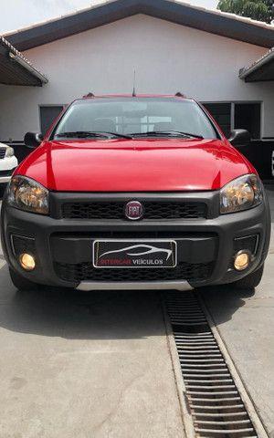 Fiat Strada Hard Working CD 1.4 Flex - Foto 2