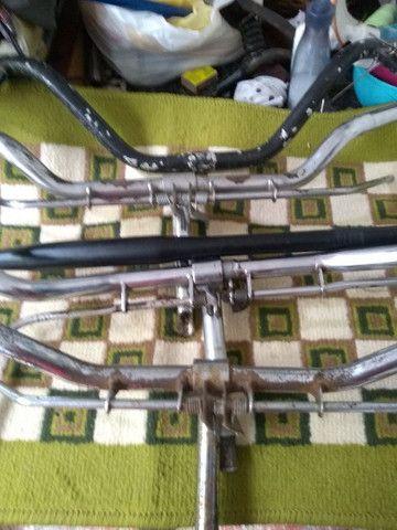 Peças de bicicleta antigas... - Foto 2