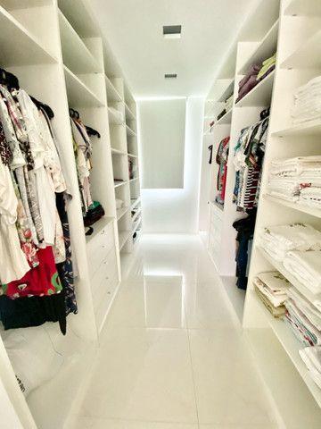 Linda casa projetada por arquitetos , 440m2  de puro luxo, requinte e bom gosto - Foto 19