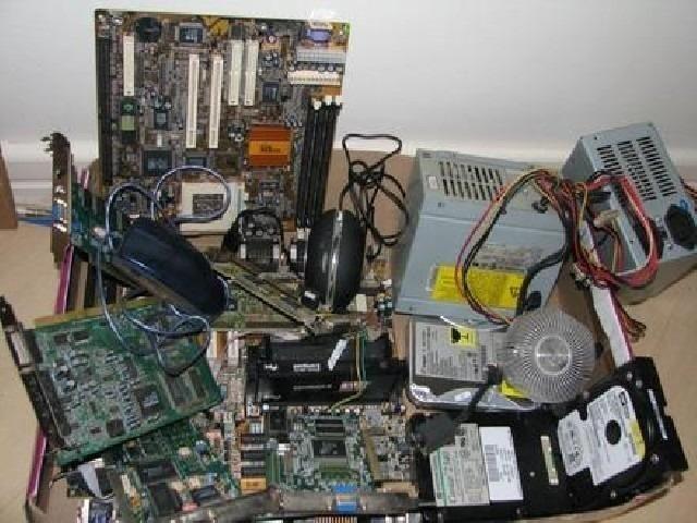 Compramos Computadores com defeito ou sucatas de informática