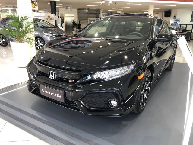 Honda Civic Si 1.5 Turbo Mecânico Preto 2018/2018 Okm   Pronta Entrega!