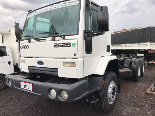 Cargo 2628 6X4 chassi 2010