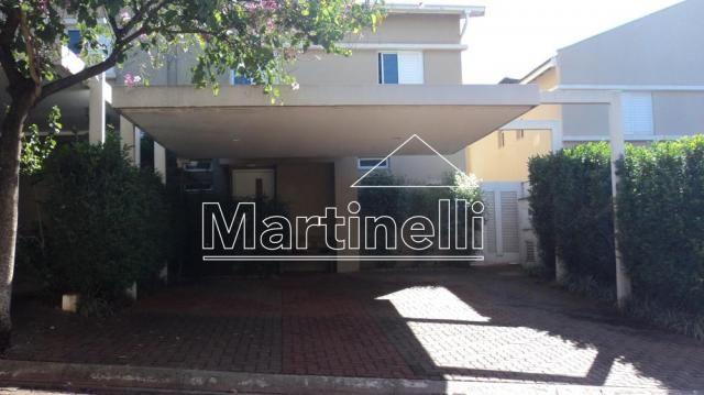 Casa de condomínio à venda com 4 dormitórios em Jardim botanico, Ribeirao preto cod:V29311