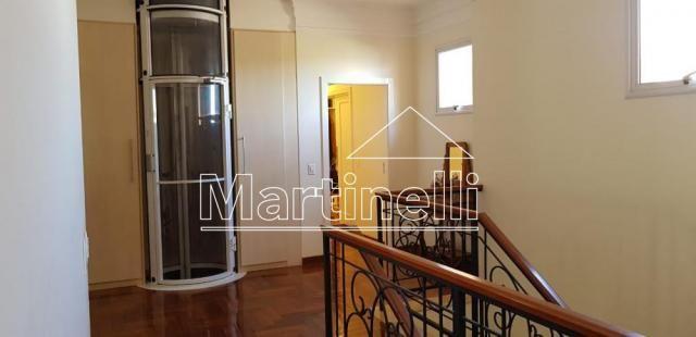 Casa de condomínio à venda com 4 dormitórios em Jardim botanico, Ribeirao preto cod:V18005 - Foto 15
