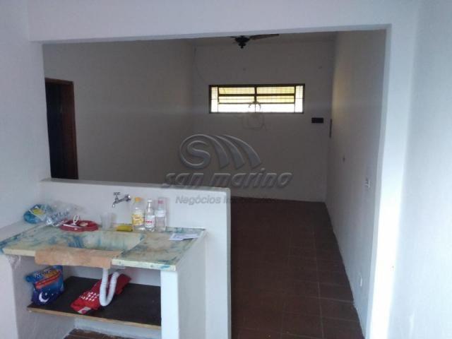 Casa à venda com 1 dormitórios em Jardim patriarca, Jaboticabal cod:V4220 - Foto 7