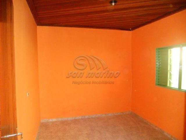 Casa para alugar com 2 dormitórios em Parque jaqueline, Jaboticabal cod:L4279 - Foto 5