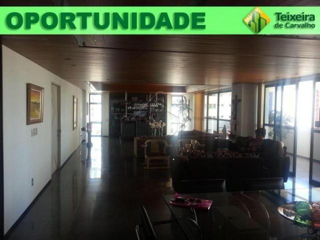 Apartamento à venda com 4 dormitórios em Miramar, Joao pessoa cod:V1210 - Foto 14