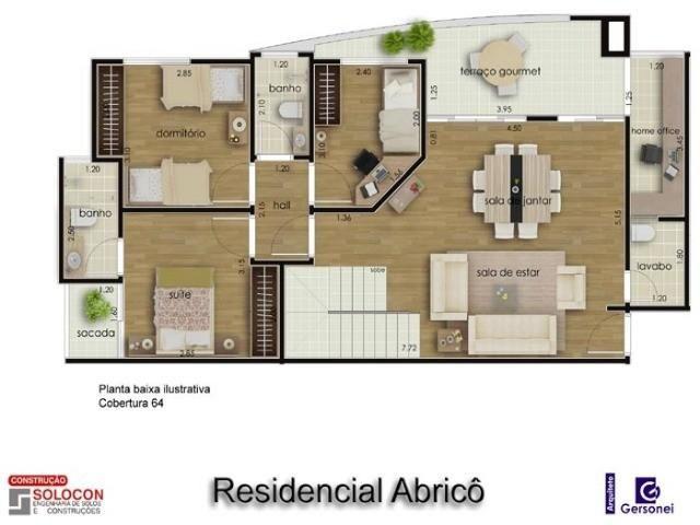 Apartamento à venda com 03 dormitórios em Residencial amazonas, Franca cod:4636