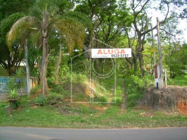Terreno para alugar em Jardim santa teresa, Jundiai cod:L1687 - Foto 2