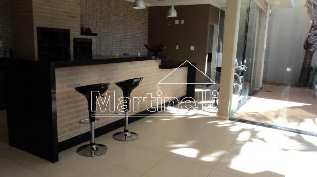 Casa de condomínio à venda com 4 dormitórios em Jardim botanico, Ribeirao preto cod:V29311 - Foto 17