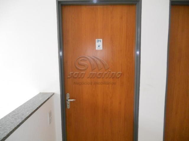 Apartamento à venda com 1 dormitórios em Jardim nova aparecida, Jaboticabal cod:V3991 - Foto 3