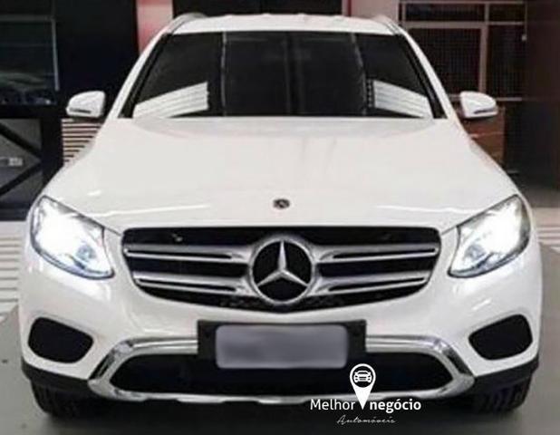 Mercedes-Benz GLC-250 2.0 16v 4Matic Turbo Aut. Branca - Foto 2