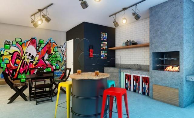 Apartamento à venda com 1 dormitórios em Vila amelia, Ribeirao preto cod:V108773 - Foto 3