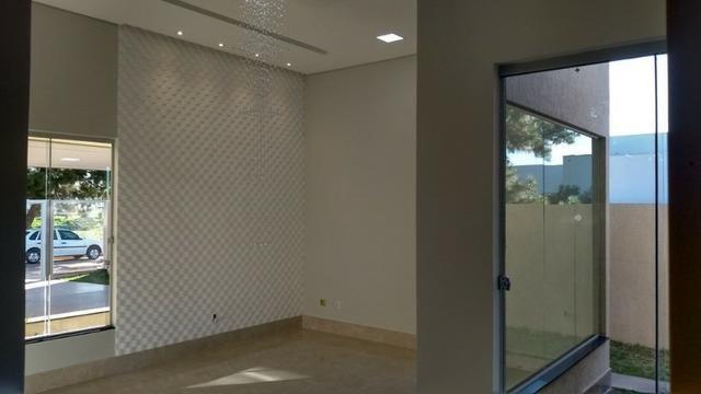 Samuel Pereira oferece: Casa 3 Quartos Nova Moderna Sobradinho Churrasqueira Condomínio - Foto 7