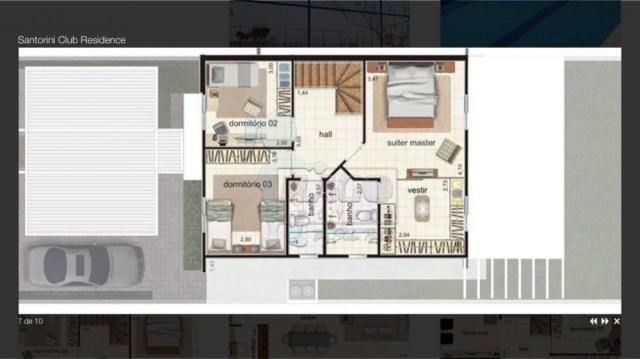 Casa de condomínio à venda com 4 dormitórios cod:V107954 - Foto 16