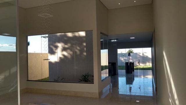 Samuel Pereira oferece: Casa 3 Quartos Nova Moderna Sobradinho Churrasqueira Condomínio - Foto 5