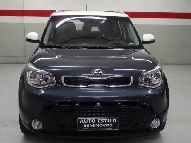 KIA SOUL 2015/2015 1.6 EX 16V FLEX 4P AUTOMÁTICO - Foto 3
