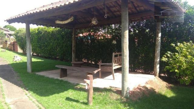 Chácara em cond. fechado em Cosmópolis. (CH0032) - Foto 6