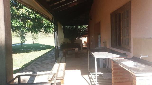 Alugo Sitio: Piscina|Campo Futebol\ Churrasqueira\ Qd. de Voley Ponte Alta - Gama - Foto 10