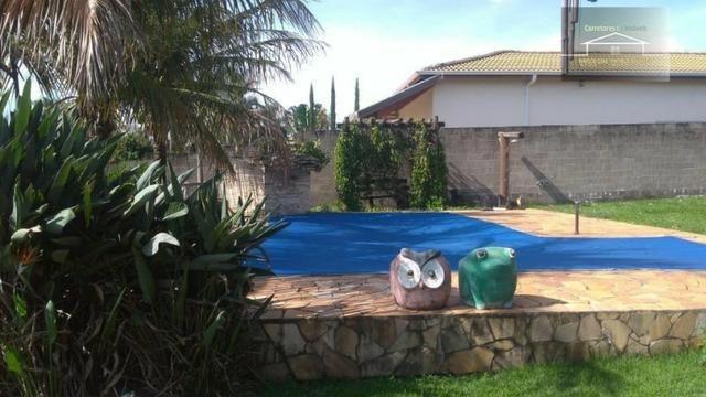 Chácara em cond. fechado em Cosmópolis. (CH0032) - Foto 11