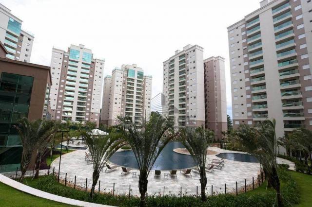 Apartamento com 3 dormitórios à venda, 92 m² por r$ 859.000,00 - fazenda são quirino - cam