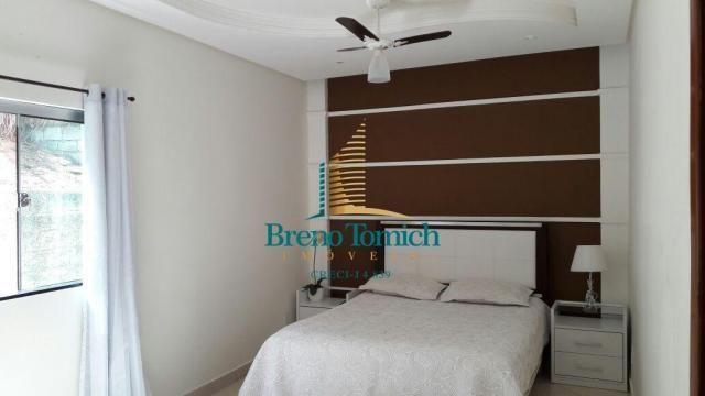 Cobertura com 3 dormitórios à venda, 313 m² por r$ 830.000 - ipiranga - teófilo otoni/mg - Foto 15