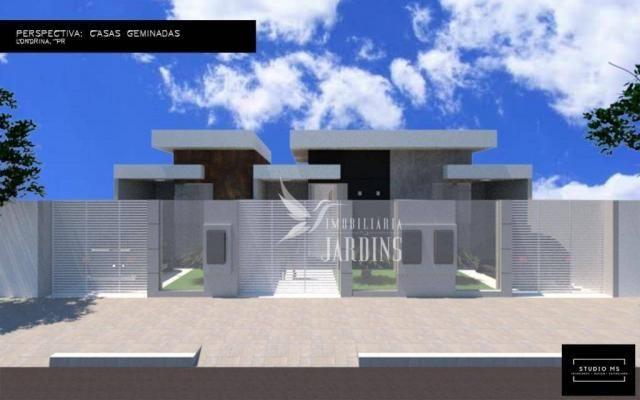 Casa com 2 dormitórios à venda, 68 m² por R$ 190.000 - Columbia - Londrina/PR - Foto 8